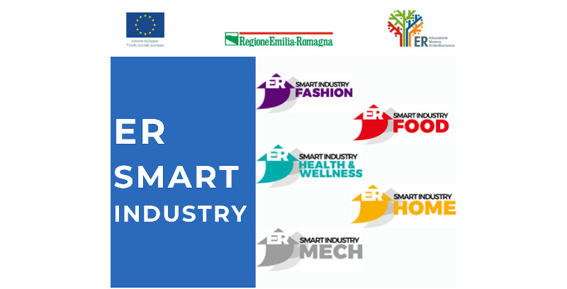 ER SMART INDUSTRY: Comunicato stampa